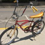 Schwinn Stingray 1979 Ketchup & Mustard 3 Speed Vintage Bicycle