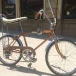 Schwinn Stingray Fastback 1966 Radiant Coppertone 5 Speed Vintage Bicycle